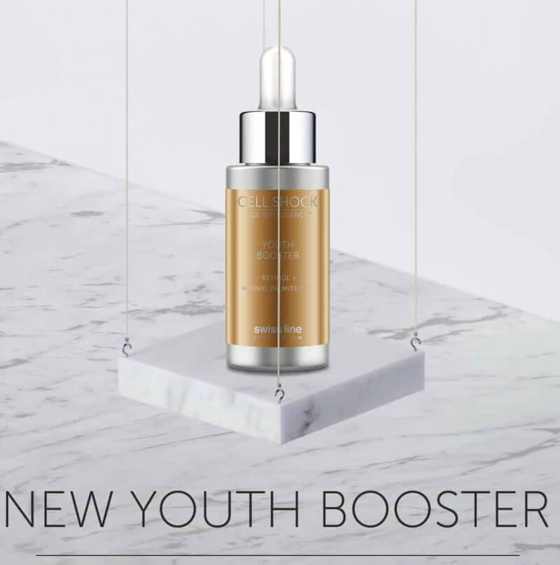sản phẩm Swissline Cell Shock Age Intelligence Youth Booster
